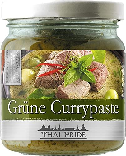 Thai Pride Pasta De Curry Verde 200 g