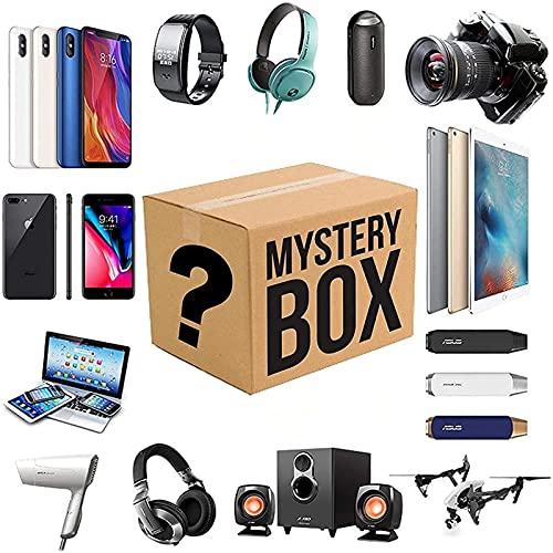 LLYA Caja de Misterio Hay la Oportunidad de Abrir: los últimos teléfonos móviles, Drones, Relojes Inteligentes, etc, Cualquier Cosa Posible, Todos los artículos Son nuevos