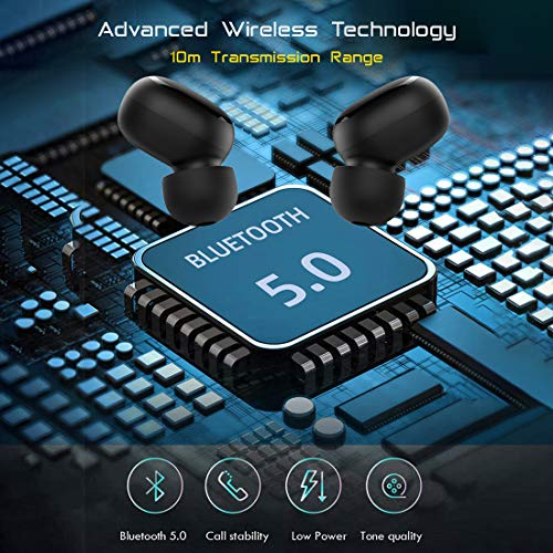 pTron Bassbuds Pro in-Ear True Wireless Earbuds