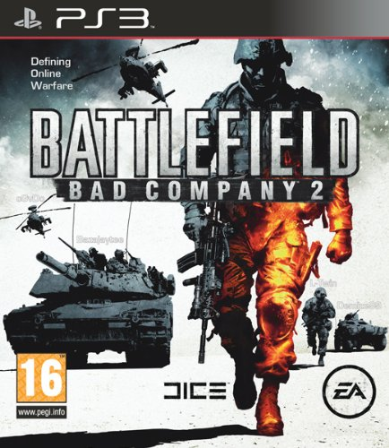 Electronic Arts Battlefield: Bad Company 2, PlayStation 3