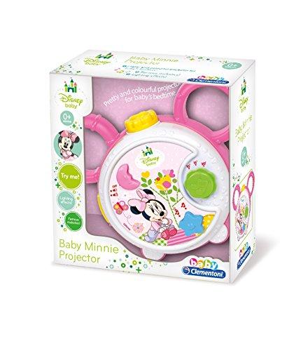 Clementoni Disney Baby Minnie Mouse Proiettore Musicale