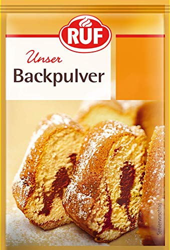 Ruf -   Backpulver (6 x 15