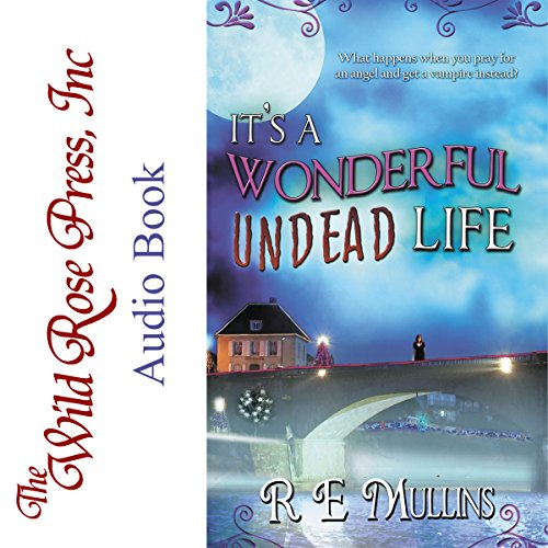 It's a Wonderful Undead Life audiobook cover art