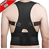 Universal Humpback Correction Brace Posture Corrector For Adults Adjustable Clavicle Back Shoulder Lumbar