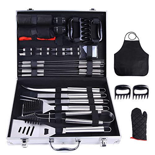 Specification of Ohuhu BBQ Grill Accessories Tool Set