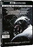 El Caballero Oscuro: La Leyenda Renace 4k Uhd [Blu-ray]