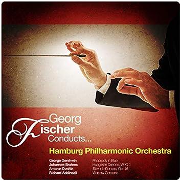 Georg Fischer Conducts... Hamburg Philharmonic Orchestra