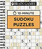 Brain Games - 10 Minute: Sudoku Puzzles