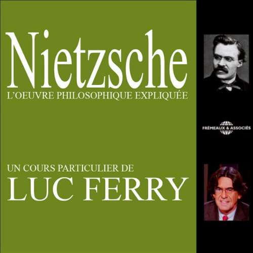 Nietzsche audiobook cover art