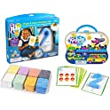Educational Insights Playfoam Shape and Learn Numbers & Go Set