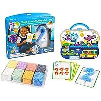 Educational Insights Playfoam Shape and Learn Numbers & Go Set