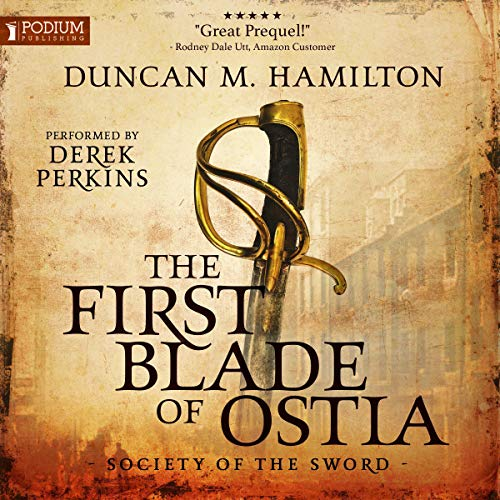 The First Blade of Ostia cover art
