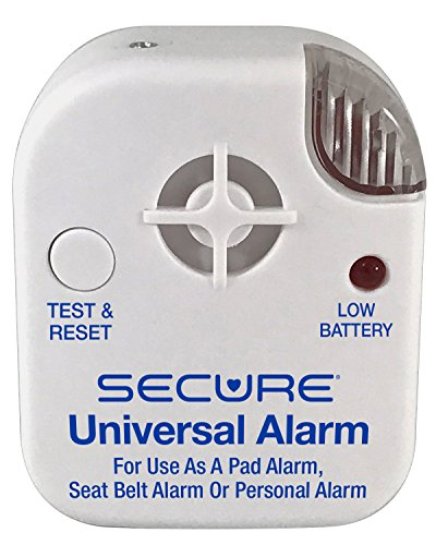 Secure 45CSET-1 Chair Exit Alarm Set for Elderly Patient Fall and Wandering Prevention Best Motion Sensor Alarms for Elderly