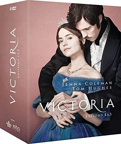 Coffret Victoria, Saisons 1 à 3