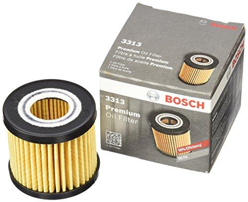 Bosch 3313 Premium FILTECH Oil Filter Lexus CT200h, Pontiac, 2016 Scion iM, Scion xD, Toyota C-HR, Toyota: Corolla, Corolla iM, Matrix, Prius, Prius Plug-In, Prius Prime, Prius V