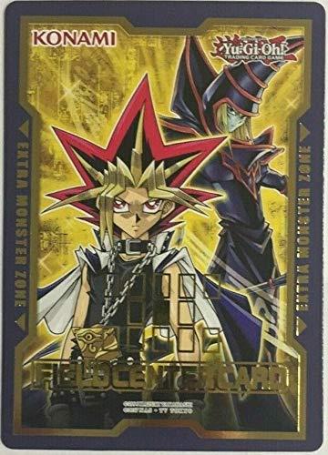 Yu-Gi-Oh! - Yami Yugi & Dark Magician Field Center Card - Duel Devastator