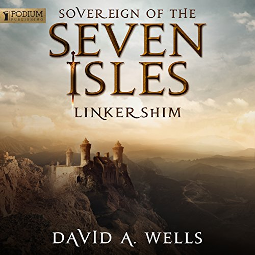 Linkershim audiobook cover art