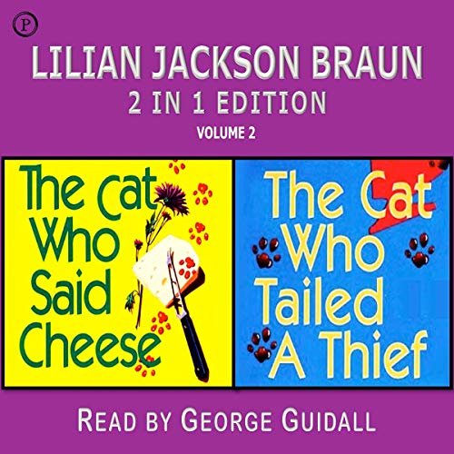 Lilian Jackson Braun 2-in-1 Edition, Volume 2 cover art