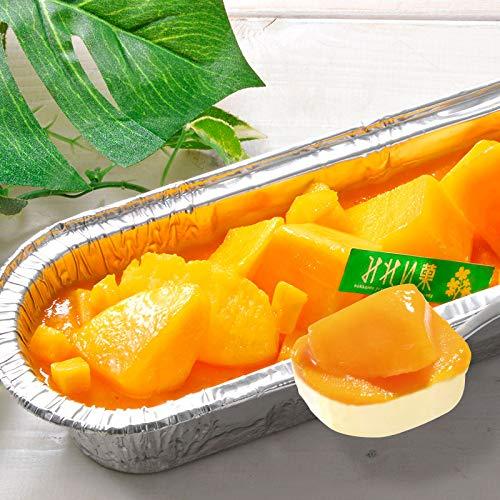 みれい菓札幌カタラーナトロピカルマンゴー320gとろける濃厚アイスプリン北海道産生クリーム使用お取り寄せスイーツケーキお菓子