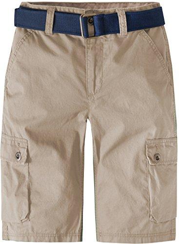Levi's Boys' Big Cargo Shorts, Incense, 18