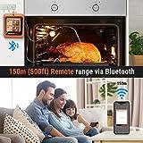 Zoom IMG-2 thermopro tp25h2 termometro cucina con