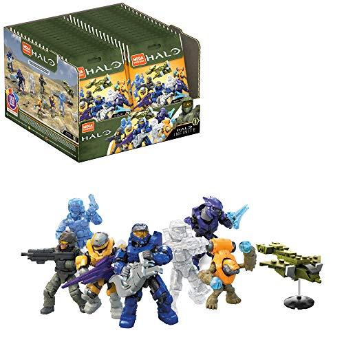 Mega Bloks CNC84 Halo Micro Action Figure
