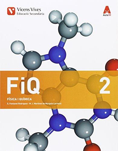 FIQ 2 (FISICA I QUIMICA) ESO AULA 3D: 000001 - 9788468235936