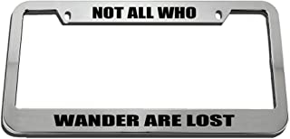 Best lotr license plate frame Reviews