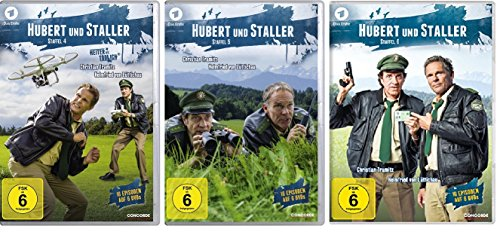 Staffel 4-6 (18 DVDs)