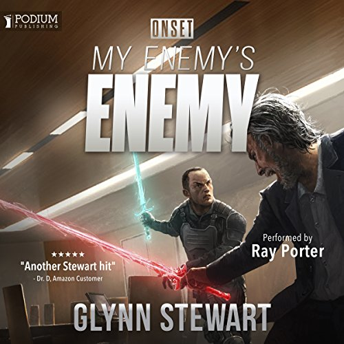 My Enemy's Enemy     ONSET Series, Book 2              De :                                                                                                                                 Glynn Stewart                               Lu par :                                                                                                                                 Ray Porter                      Durée : 9 h et 9 min     Pas de notations     Global 0,0