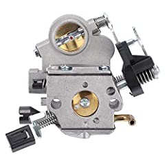 High Quality Aftermarket Replacement. Replace WTE-8-1 WALBRO CARBURETOR OEM for STIHL 1140-120-0600 MS362 MS362C Chainsaw. Package Include: 1x Carburetor Please verify the model before ordering to ensure this is the correct part for your engine. Than...