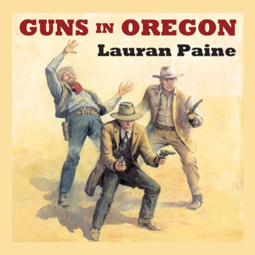 Guns in Oregon audiobook cover art