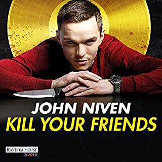 Kill Your Friends cover art
