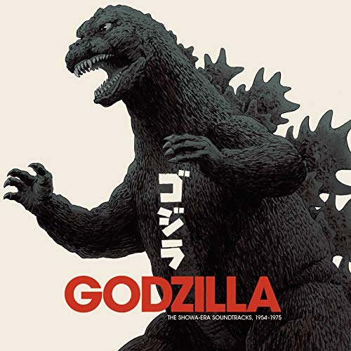 Godzilla: The Showa-era Soundtracks 1954-1975 [Disco de Vinil]