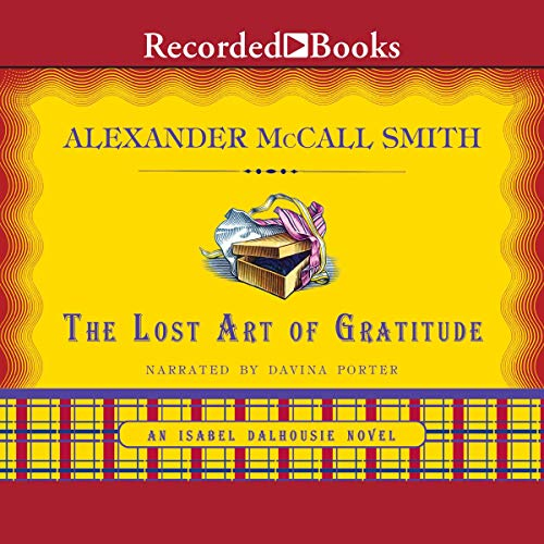 The Lost Art of Gratitude cover art