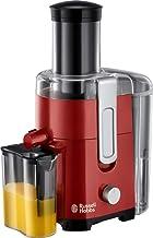 Russell Hobbs Desire råsaftcentrifug, 550W, 2 hastigheter, 750ml BPA-fri behållare, 2l behållare för avfall, 75mm matarrö...