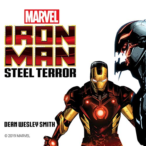Iron Man: Steel Terror audiobook cover art