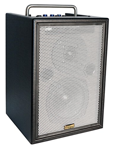 Sunburst Gear M3R8 Portable All-In-One Rechargeable Battery Powered Monitor/Mini-PA Speaker