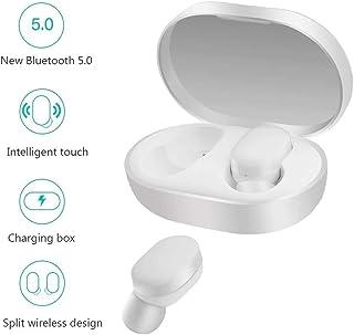 Xiaomi Mi True Wireless Earbuds, TWSEJ02LM - White (Pack Of 1)