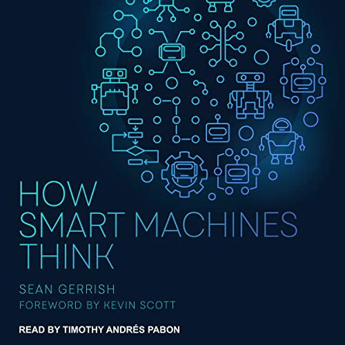 How Smart Machines Think audiobook cover art