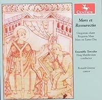 Mors Et Ressurectio: Gregorian Chant, Requiem Mass, Mass on Easter Day by Ronald Greene (2011-04-26)