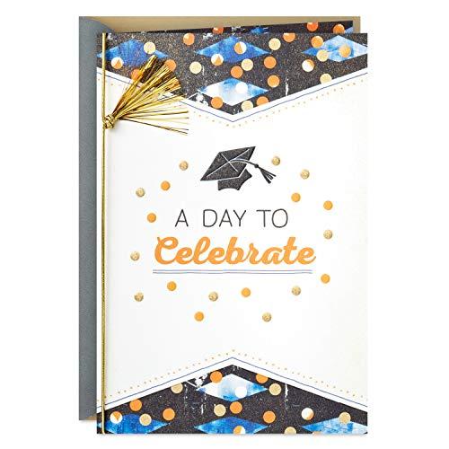 Hallmark Graduation Card (A Day to Celebrate)