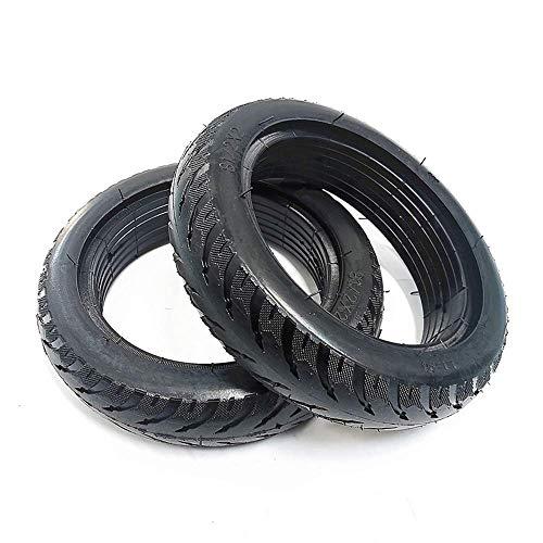 WYDM Neumático para scooter eléctrico, 8.5 pulgadas 8 1 / 2x2 Sin mantenimiento Neumático a prueba de explosiones Resistente al desgaste Antideslizante y resistente a las puñaladas, Adecuado para Scoo
