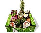 Cesta de fruta tropical premium, 6 kg, Fruta fresca a domicilio, Vivelafruta.com