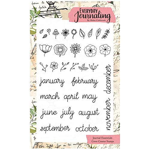 CLEAR STAMP, INK /& CARD KIT Country Companions Stempel Bastel SET
