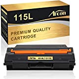 Arcon Compatible Toner Cartridge Replacement for Samsung MLT-D115L 115L Samsung Xpress SL-M2830DW SL-M2880FW SL-M2820DW SL-M2620 SL-2620ND SL-2820ND M2670 M2670FN M2670N M2870FD (Black, 1-Pack)