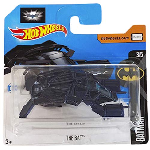 Hot Wheels The Bat Batman 3/5 2017 (205/365) Short Card