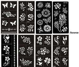 Amazon.es: plantillas henna tatuajes