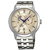 [オリエント] 腕時計 エグゼクティブ サン アンド ムーン サファイア FET0P002W0 メンズ [並行輸入品]