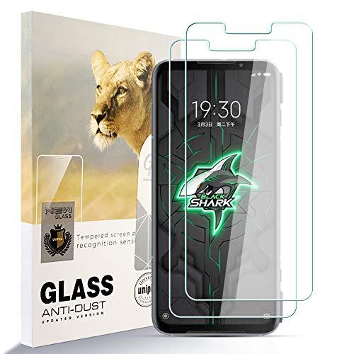 AYSOW Protector de Pantalla para Umidigi One Pro, 9H Dureza Película de Vidrio Templado HD Antihuellas sin Burbujas Fácil de Instalar, Protector de Vidrio para Umidigi One Pro [2 Pcs]